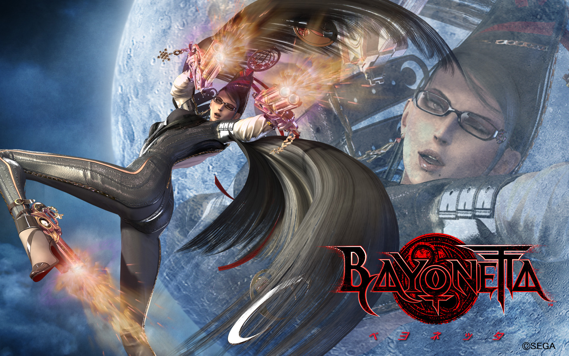 The Mystery of Bayonetta