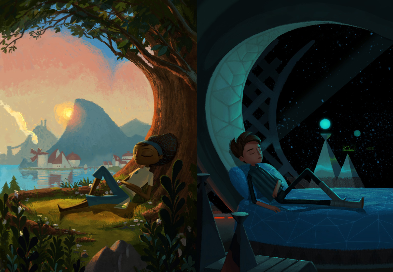 Not Really Broken Age