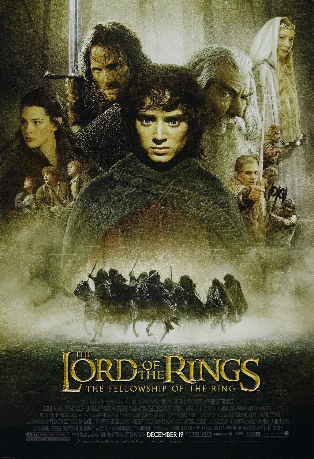 The Swordplay of Lord of the Rings