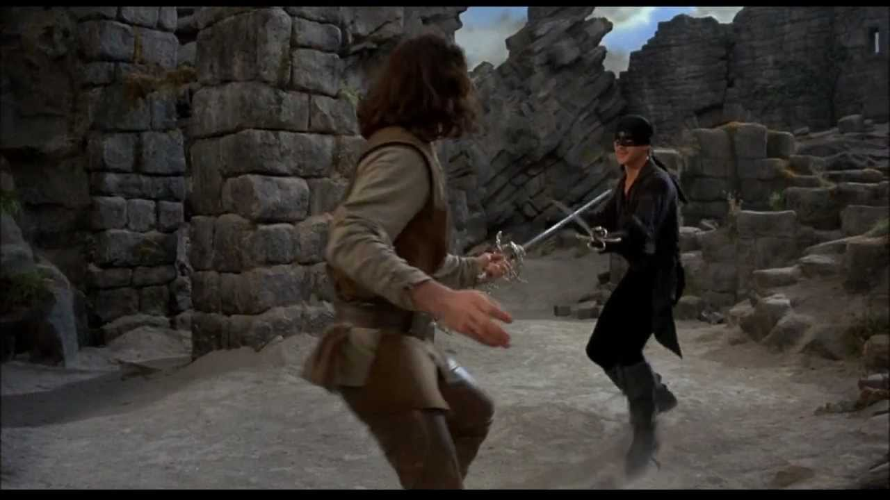 The Best Movie Swordfights – The Princess Bride