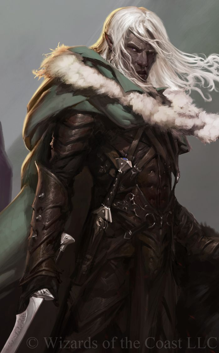 Drizzt Do'Urden and the Infamous Parry