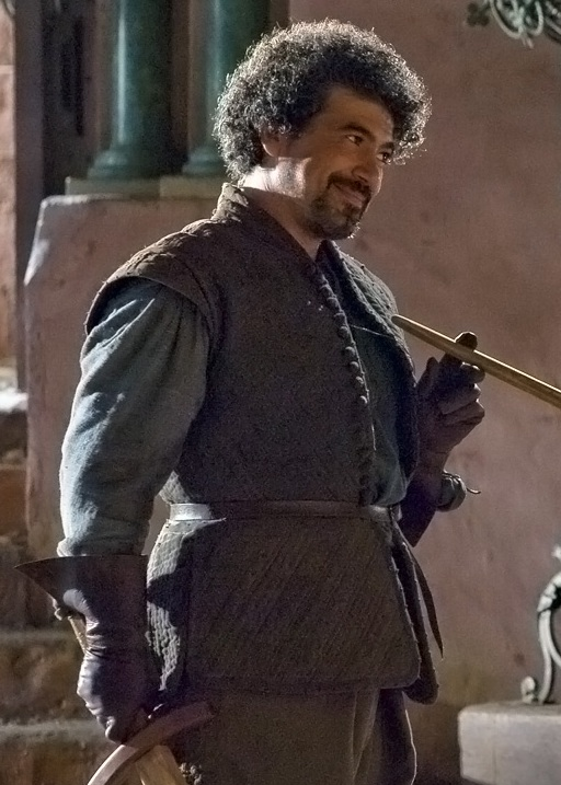 Syrio Forel vs. The Lannister Guards