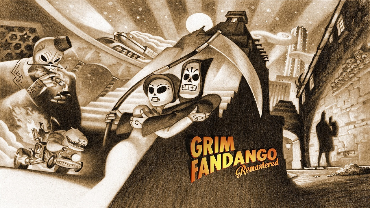 The Writing of Grim Fandango