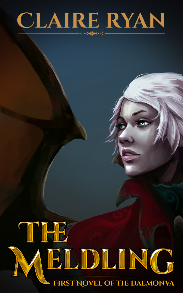 Cover Reveal: The Meldling