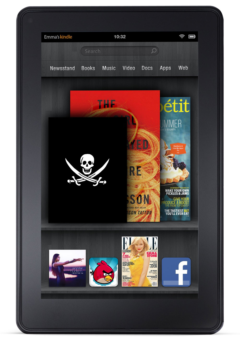 Preventing E-Book Piracy