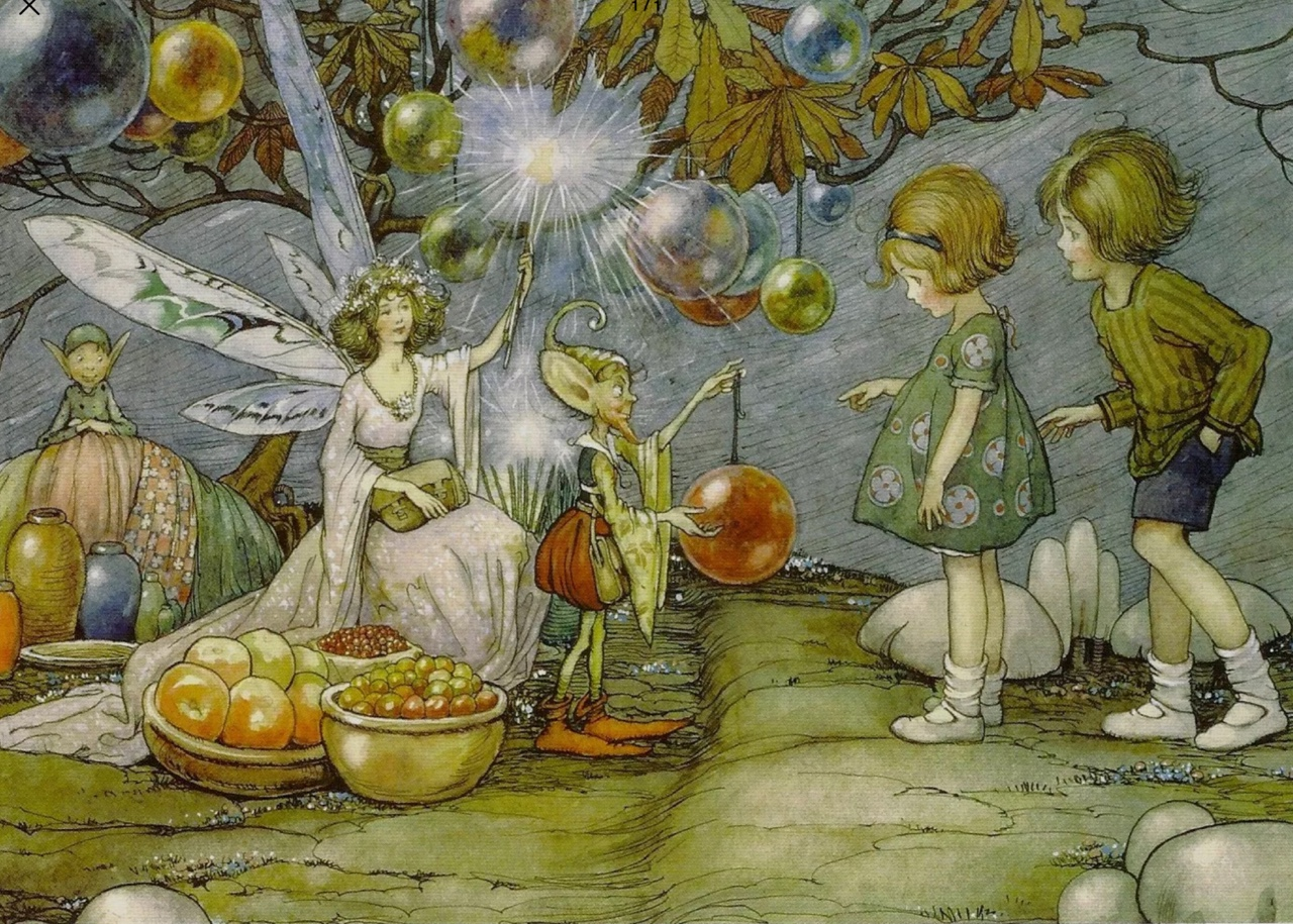The Origins of Fairies