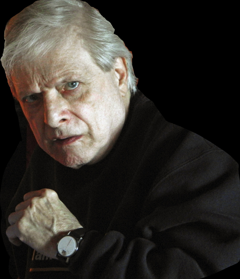 The Only Thing I Know About Harlan Ellison
