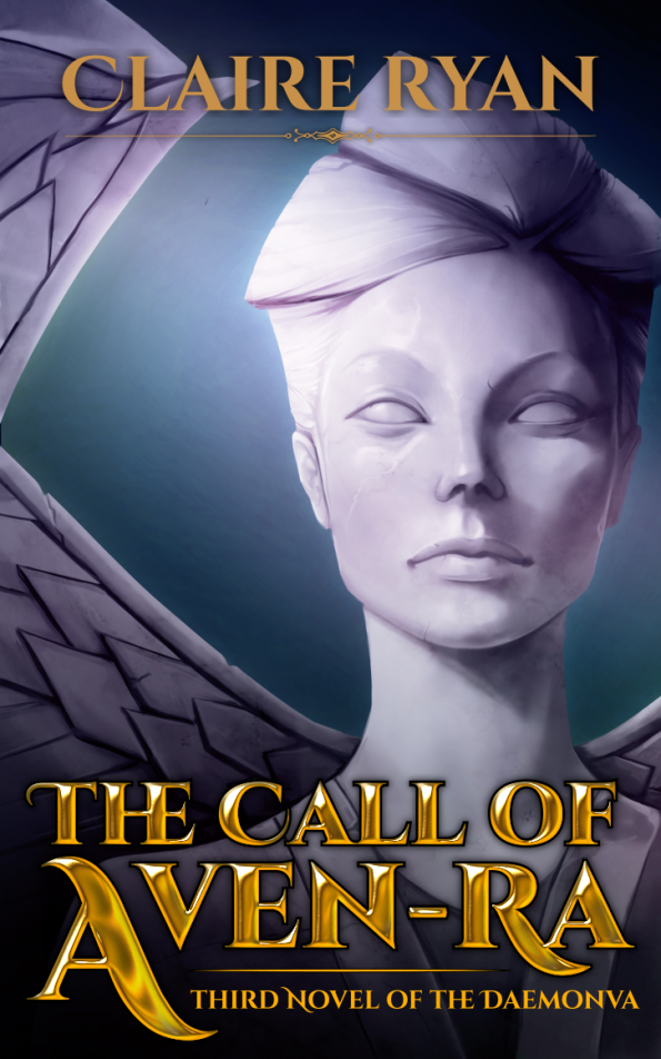 the call of aven-ra cover